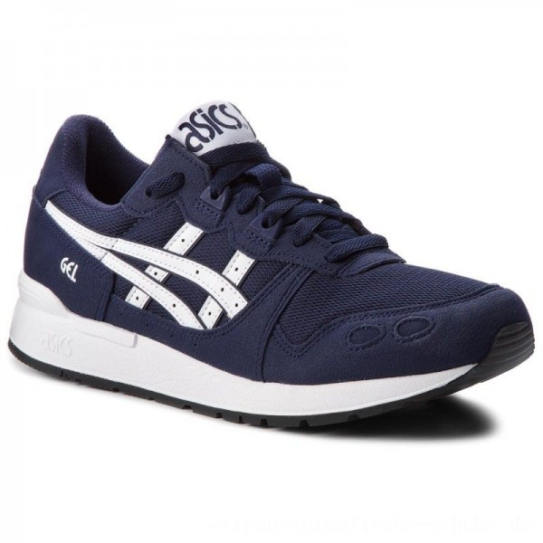 Asics Sneakers TIGER Gel-Lyte 1193A026 Peacoat/White 400 [Outlet]