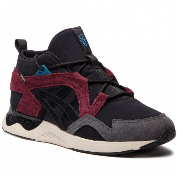 Asics Sneakers TIGER Gel-Lyte V Sanze Mt G-Tx GOTE-TEX 1193A050 Black/Black 001