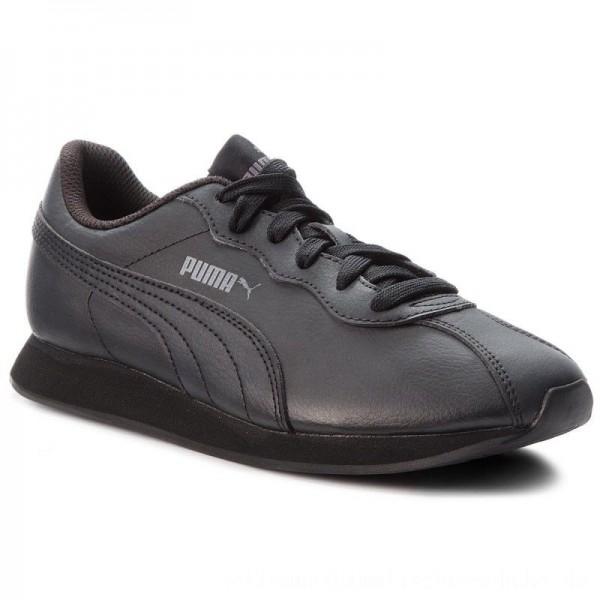 Puma Sneakers Turin II 366962 02 Black/Puma Black [Sale]