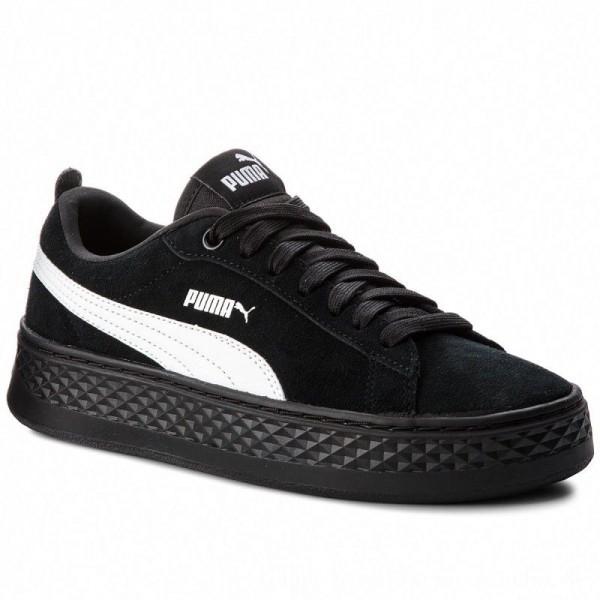 Puma Sneakers Smash Platform Sd 366488 02 Black/Puma White [Sale]