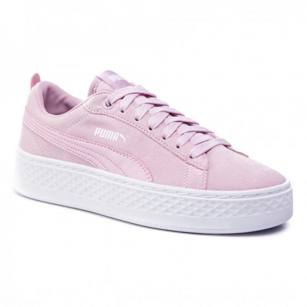Puma Sneakers Smash Platform Sd 366488 06 Winsome Orchid/Winsom Orchid [Outlet]