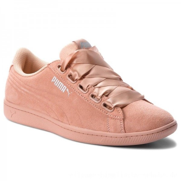 Puma Sneakers Vikky Ribbon S 366416 05 Dusty Coral/Dusty Coral [Sale]