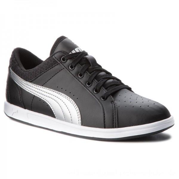 Puma Sneakers Ikaz Lo V2 363711 07 Black/Puma Silver [Sale]