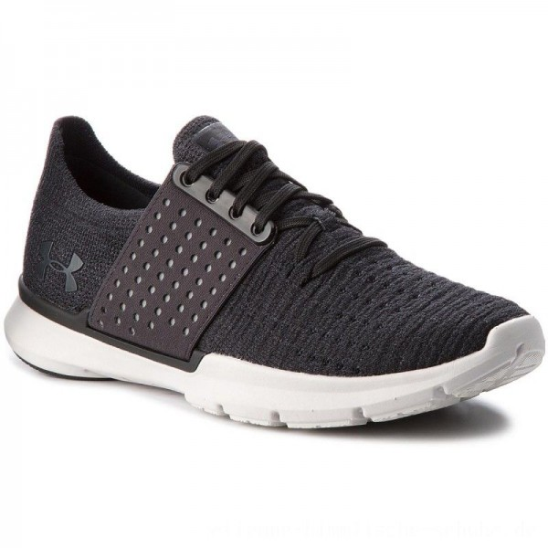 Under Armour Schuhe Ua W Speedform Slingwrap 1295755-001 Blk/Glg/Sty [Outlet]