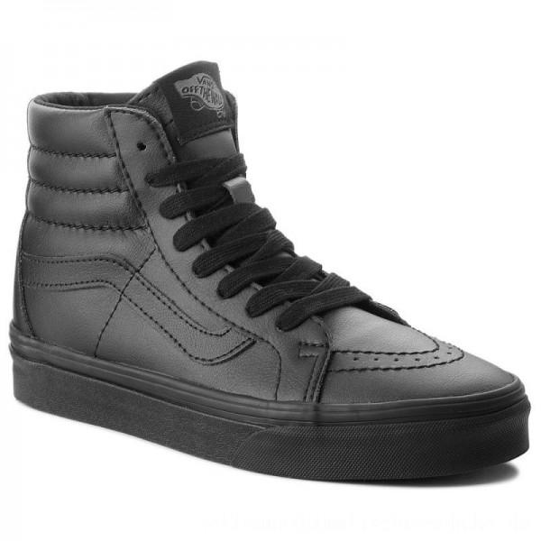 Vans Sneakers Sk8-Hi Reissue VN0A2XSBPXP (Classic Tumble) Blk Mono [Sale]