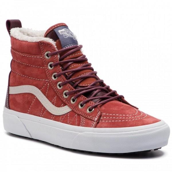 Vans Sneakers SK8-Hi Mte VN0A33TXUQA1 (Mte) Hot Sauce/Port Roya