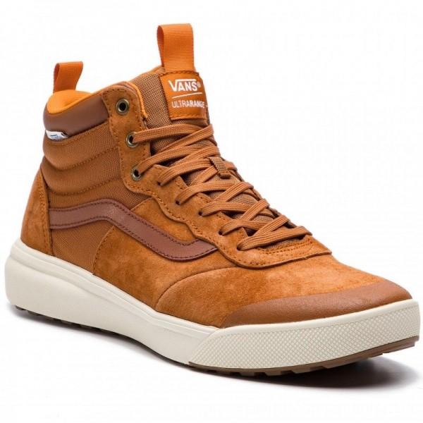 Vans Sneakers UltraRange Hi VN0A3MVSDX31 (Mte) Glazed Ginger [Outlet]