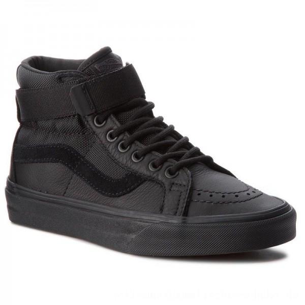 Vans Sneakers Sk8-Hi Reissue VN0A3QY2UB4 (Leather) Ballistic/Black