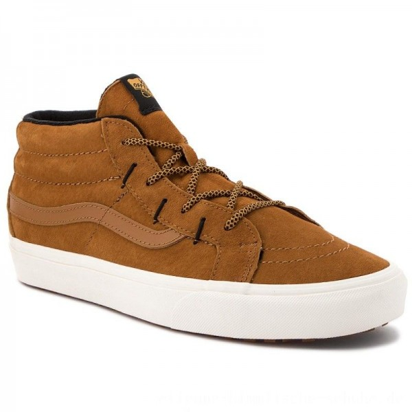 Vans Sneakers Sk8-Mid Reissue G VN0A3TKQUCS (Mte) Sudan Brown/Marshma [Outlet]