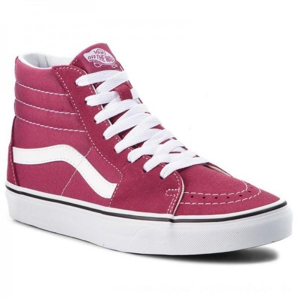 Vans Sneakers Sk8-Hi VN0A38GEU64 Dry Rose/True White [Sale]