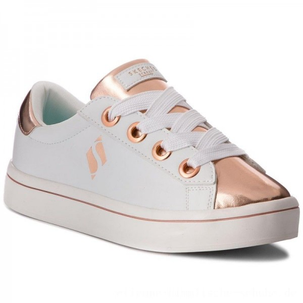 Skechers Sneakers Medal Toes 84688L/WTRG White Rose Gold