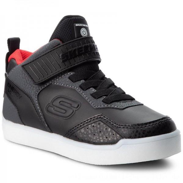 [BLACK FRIDAY] Skechers Sneakers Merrox 90613L/BKRD Black/Red