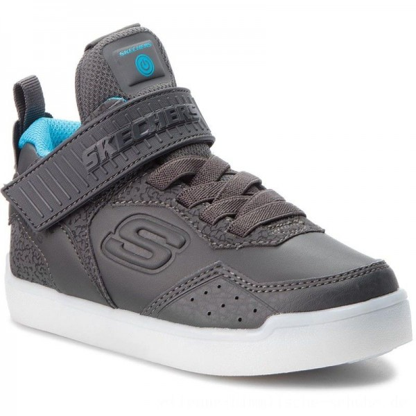 Skechers Sneakers Merrox 90613L/CCBL Charcoal/Blue [Outlet]