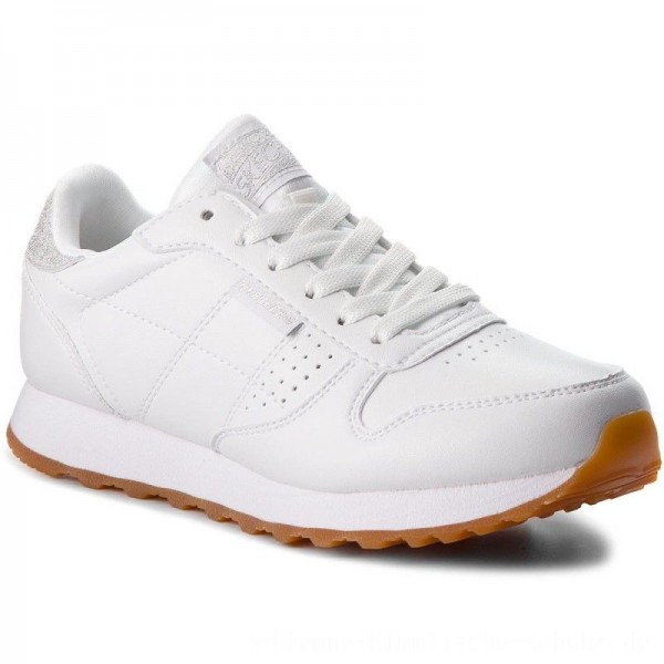 Skechers Sneakers Old School Cool 699/WHT White [Outlet]