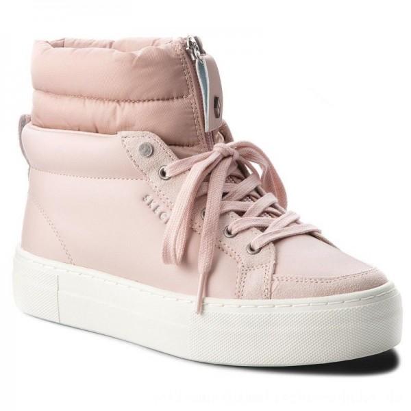 Skechers Sneakers Alba Winter Street 73585/LTPK Lt Pink