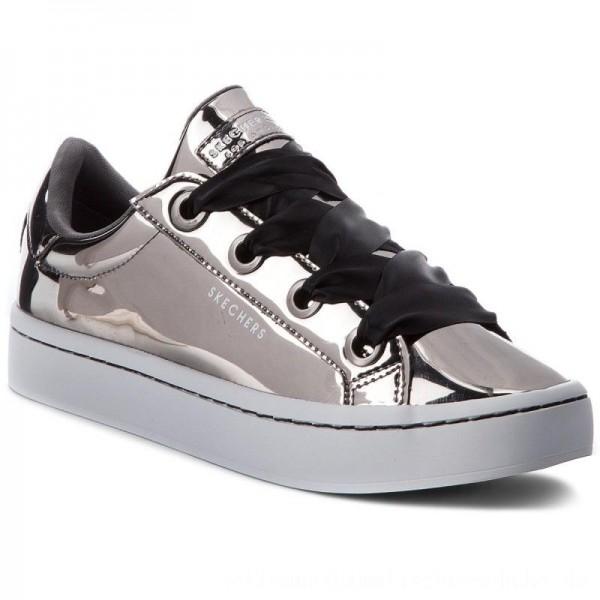 Skechers Sneakers Liquid Bling 958/PEW Pewter [Outlet]