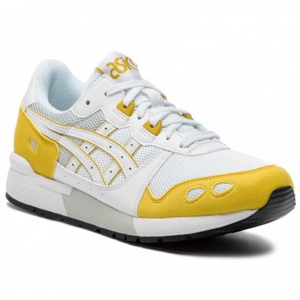 Asics Sneakers TIGER Gel-Lyte 1191A092 White/Mustard 103 [Outlet]