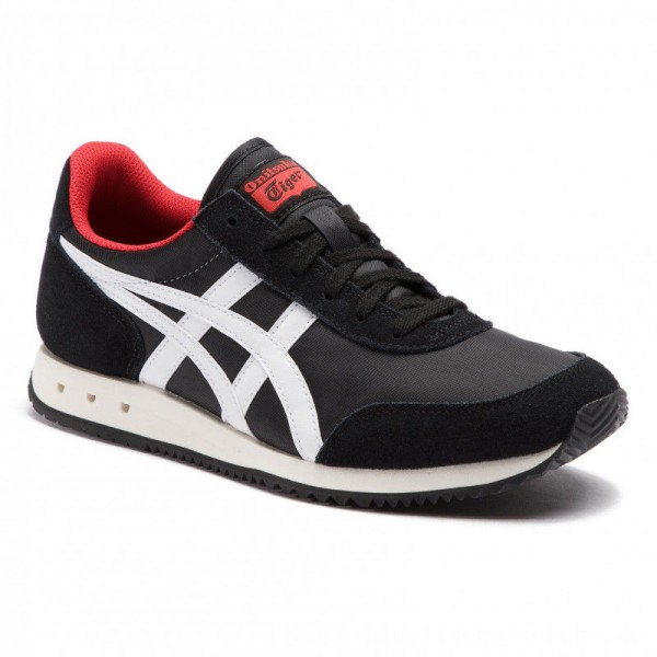 Asics Sneakers ONITSUKA TIGER New York 1183A205 Black/White 001 [Outlet]