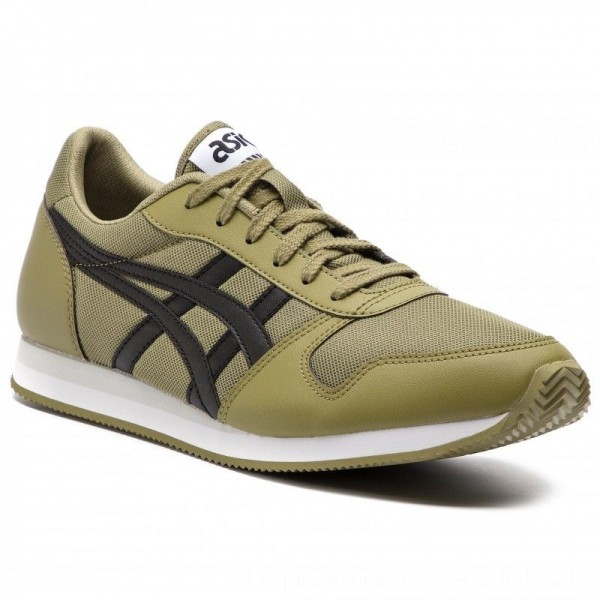 Asics Sneakers TIGER Curreo II 1191A157 Aloe/Black 201 [Outlet]