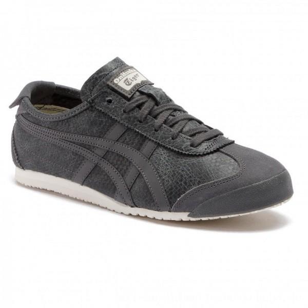 Asics Sneakers ONITSUKA TIGER Mexico 66 1183A351 Dark Grey/Dark Grey 021 [Outlet]