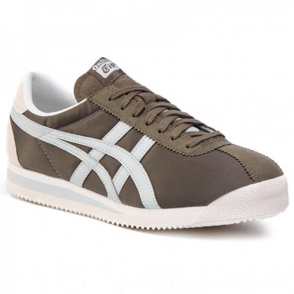 Asics Sneakers ONITSUKA TIGER Tiger Corsair 1183A352 Dark Olive/Light Sage 300 [Sale]
