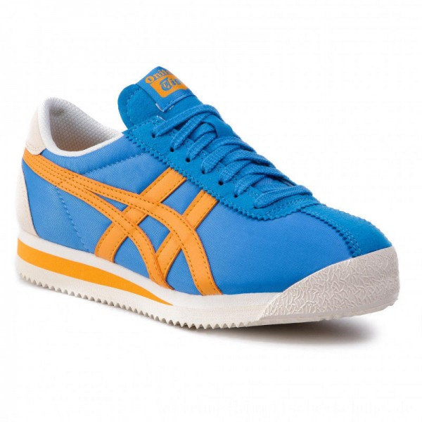 Asics Sneakers ONITSUKA TIGER Tiger Corsair 1183A352 Azul Blue/Citrus 400 [Sale]
