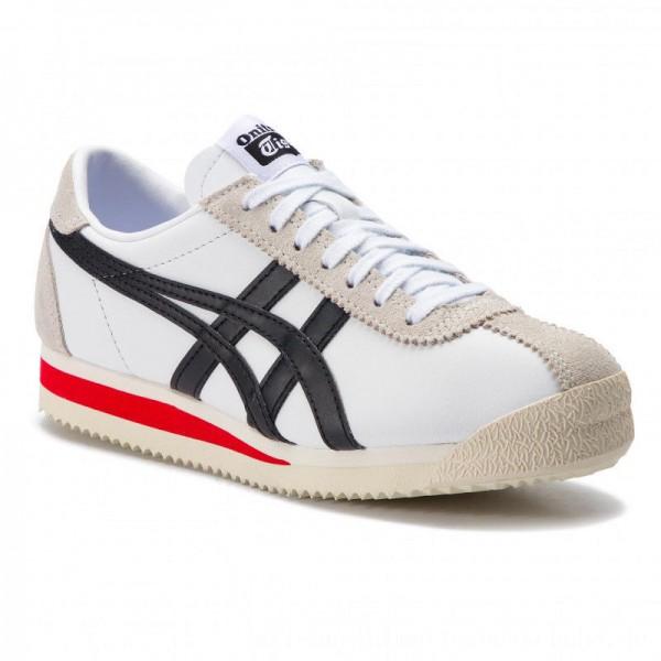 Asics Sneakers ONITSUKA TIGER Corsair 1183A357 White/Black 100 [Sale]