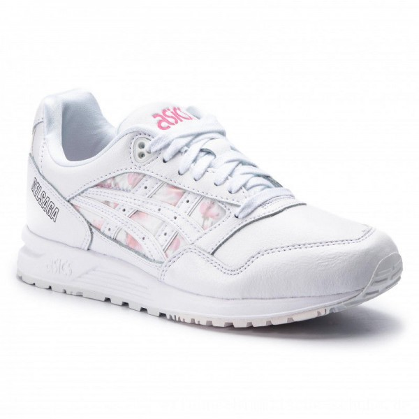 Asics Sneakers TIGER Gelsaga 1192A070 White/White 100 [Outlet]