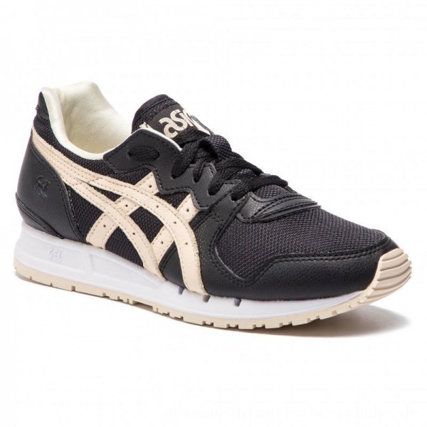 Asics Sneakers TIGER Gel-Movimentum 1192A076 Black/Seashell 002