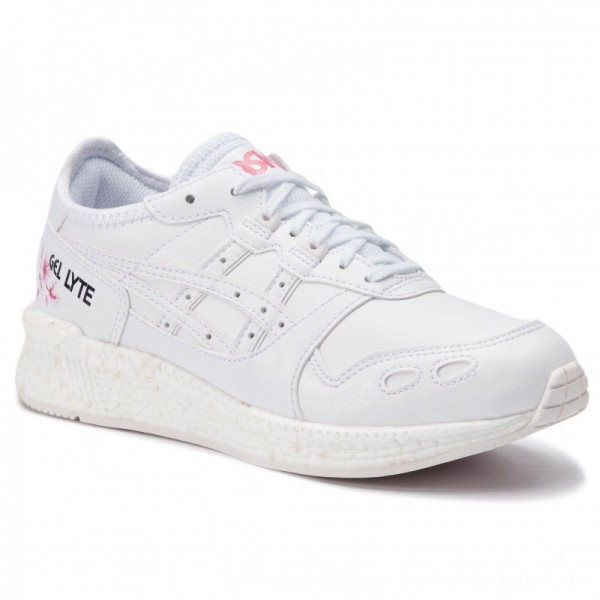 Asics Sneakers TIGER HyperGel-Lyte 1192A083 White/White 100 [Outlet]