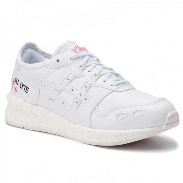 Asics Sneakers TIGER HyperGel-Lyte 1192A083 White/White 100