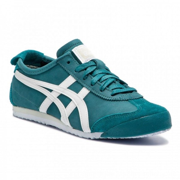 Asics Sneakers ONITSUKA TIGER Mexico 66 1183A359 Spruce Green/White 301 [Outlet]