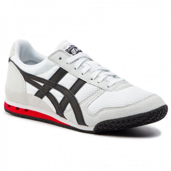 Asics Sneakers ONITSUKA TIGER Ultimate 81 1183A392 White/Black 101 [Outlet]