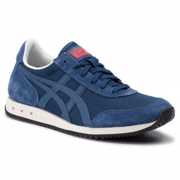 Asics Sneakers ONITSUKA TIGER New York 1183A394 Midnight Blue/Midnight Blue 400 [Outlet]