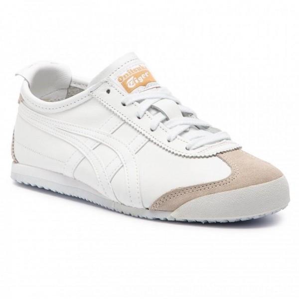 Asics Sneakers ONITSUKA TIGER Mexico 66 DL408 White/White 0101 [Outlet]