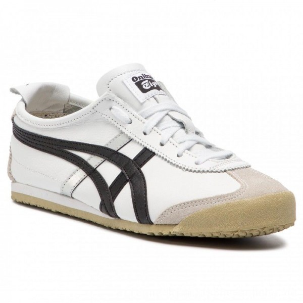 Asics Sneakers ONITSUKA TIGER Mexico 66 DL408 White/Black 0190 [Outlet]