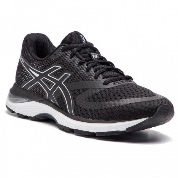 Asics Schuhe Gel-Pulse 10 1011A007 Black/Silver 002