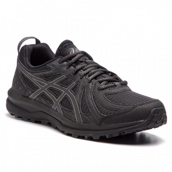 Asics Schuhe Frequent Trail 1011A034 Black/Carbon 001 [Outlet]