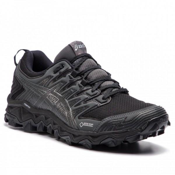 Asics Schuhe Gel-FujiTrabuco 7 G-Tx GORE-TEX 1011A209 Black/Dark Grey 001 [Outlet]