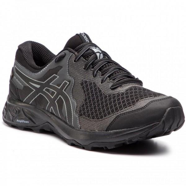 Asics Schuhe Gel-Sonoma 4 G-Tx GORE-TEX 1011A210 Black/Stone Grey 001 [Outlet]