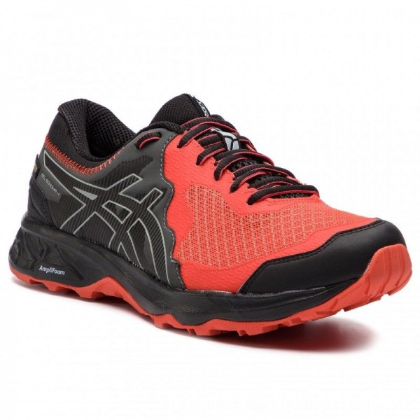 Asics Schuhe Gel-Sonoma 4 G-Tx GORE-TEX 1011A210 Red Snapper/Black 600 [Outlet]