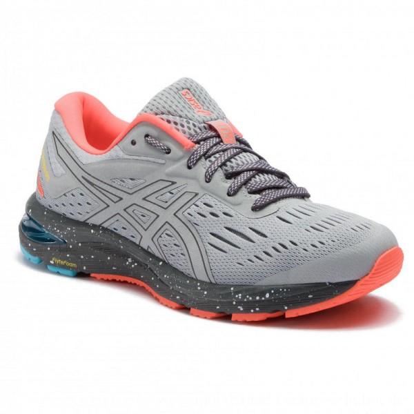 Asics Schuhe Gel-Cumulus 20 Le 1011A239 Mid Grey/Dark Grey 020 [Sale]