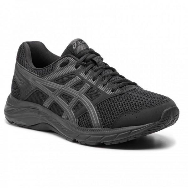 Asics Schuhe Gel-Contend 5 1011A256 Black/Dark Grey 002