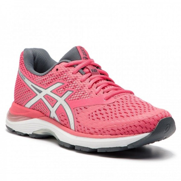 Asics Schuhe Gel-Pulse 10 1012A010 Pink Cameo/Silver 700 [Outlet]