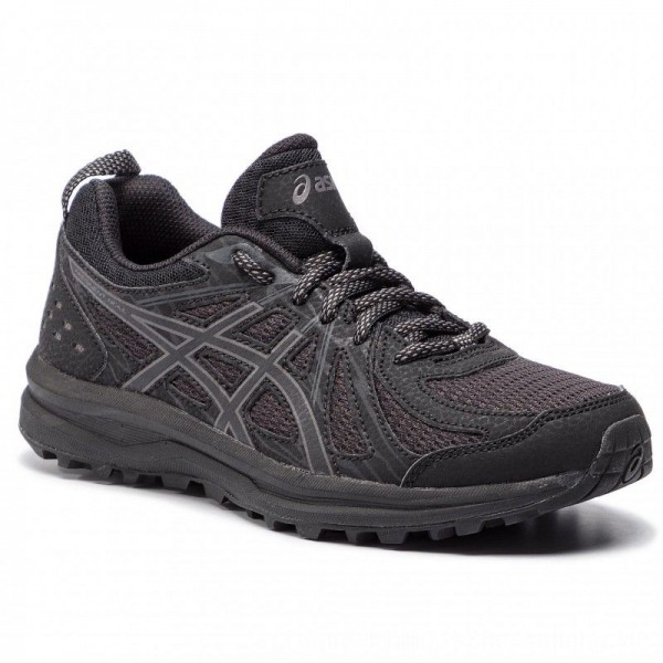 Asics Schuhe Frequent Trail 1012A022 Black/Carbon 001 [Outlet]