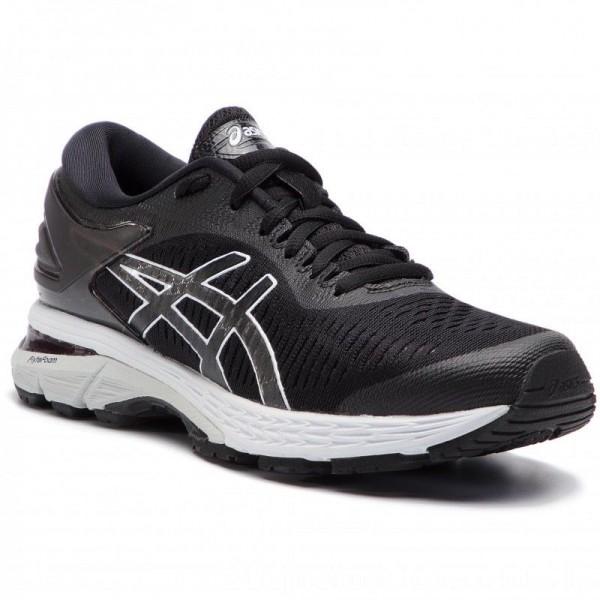 Asics Schuhe Gel-Kayano 25 1012A026 Black/Glacier Grey 003 [Outlet]
