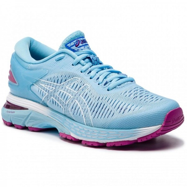 Asics Schuhe Gel-Kayano 25 1012A026 Skylight/Illusion Blue 401 [Outlet]