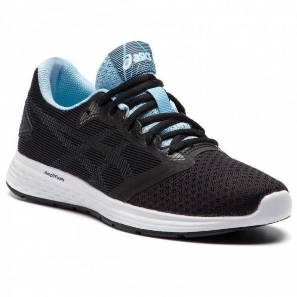 Asics Schuhe Patriot 10 1012A117 Black/Skylight 003 [Outlet]