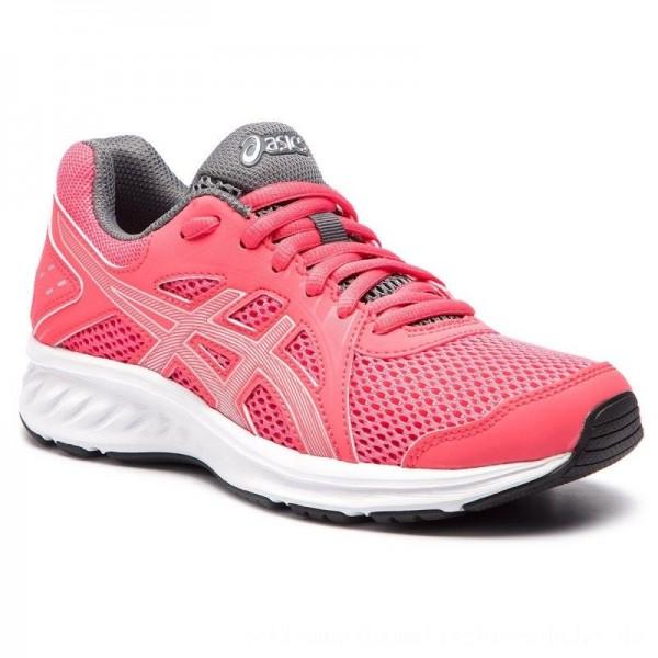Asics Schuhe Jolt 2 1012A151 Pink Cameo/Silver 700 [Sale]