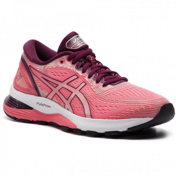Asics Schuhe Gel-Nimbus 1012A156 Pink Cameo/Bakedpink 700 [Outlet]